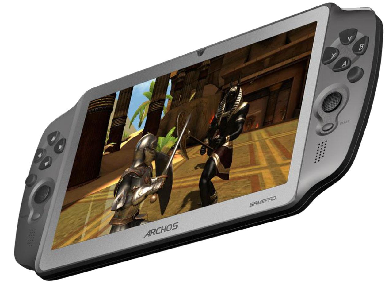 Игровая консоль GamePad от Archos