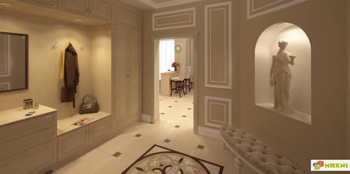 Индивидуальный дизайн квартир под ключ от специалистов из stroyhouse.od.ua
