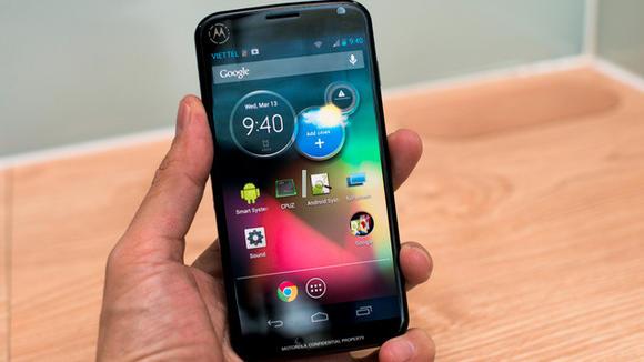 Анонсирован новейший смартфон Motorola Moto X